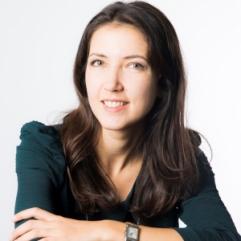 Daiana Hirte Boccaccio, Directrice de la comminication d'Ekkio Capital