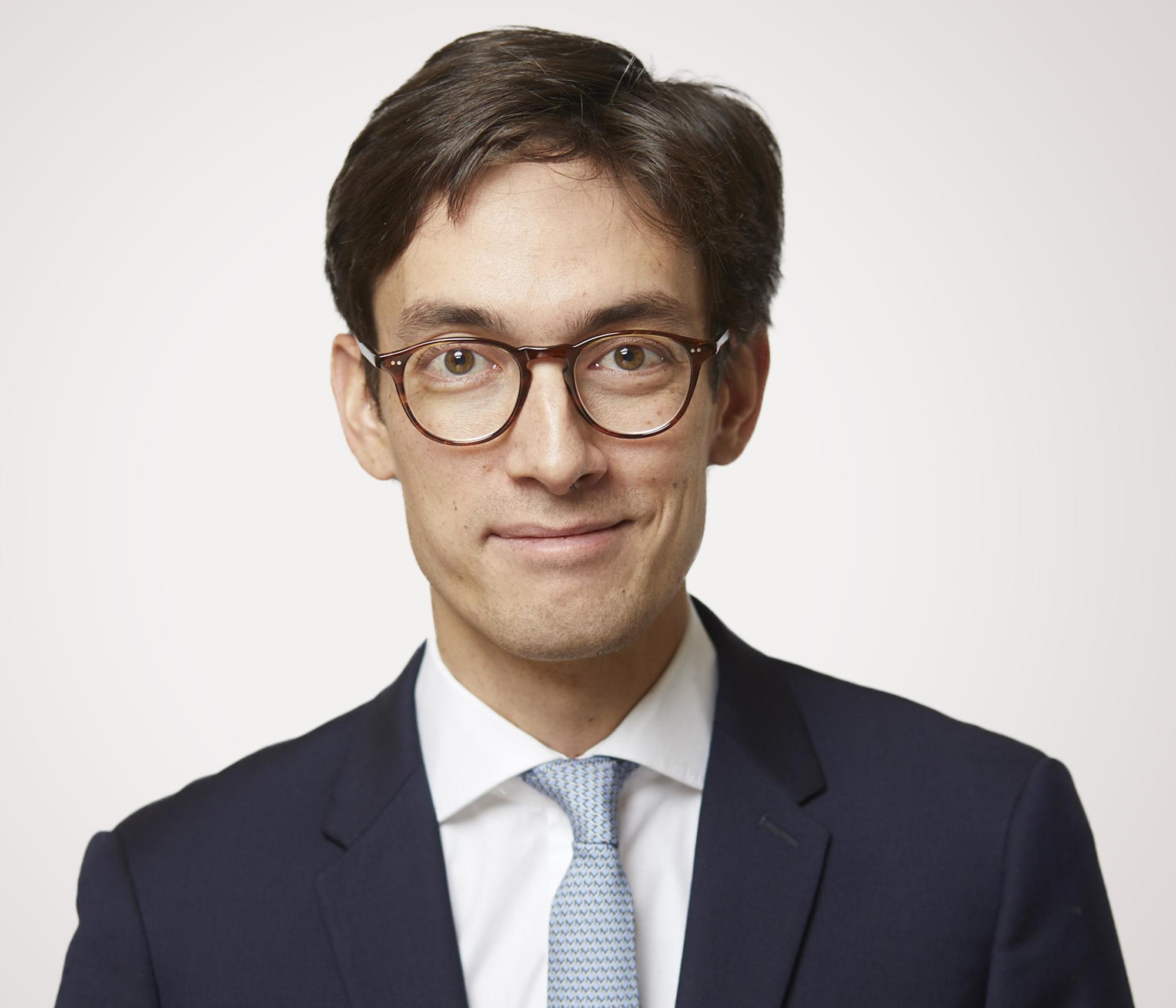 Antoine Schricke, Qualium Investissement