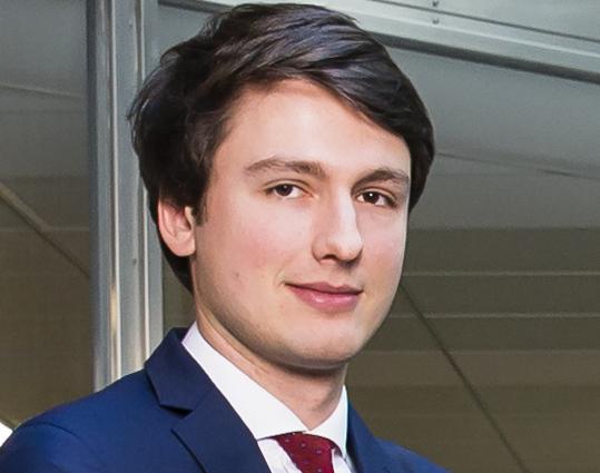 Baptiste Gachet, Eight Advisory Avocats