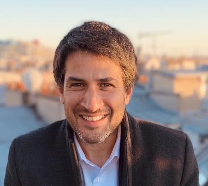 Cyril Guenoun, Aglaé Ventures