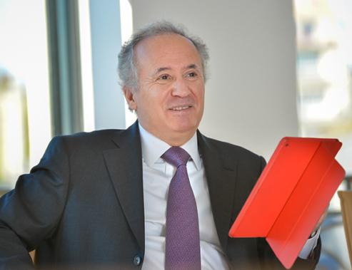 Eddie Mirashi, Apax Partners