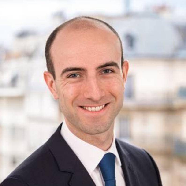 Gilles Cosyn, Apax Partners