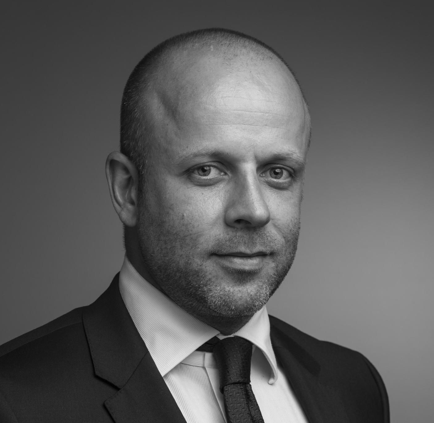Guillaume Benhamou, ACE Capital Partners