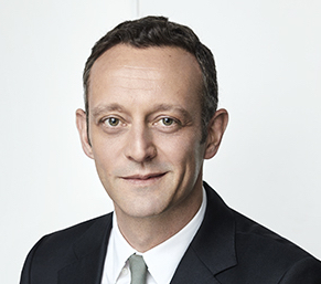 Stéphane Rinderknech, L'Oréal USA