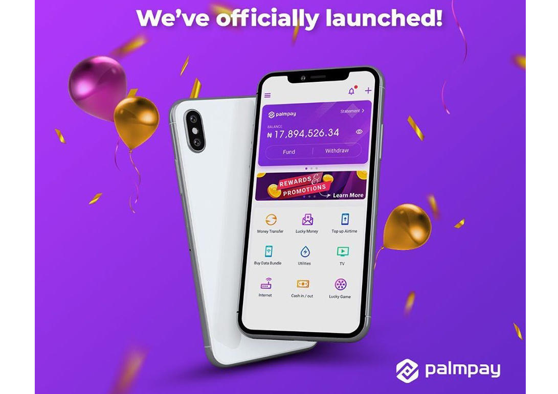 Lancement officiel de PalmPay en novembre 2019
